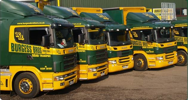 Burgess General Haulage and Transportation