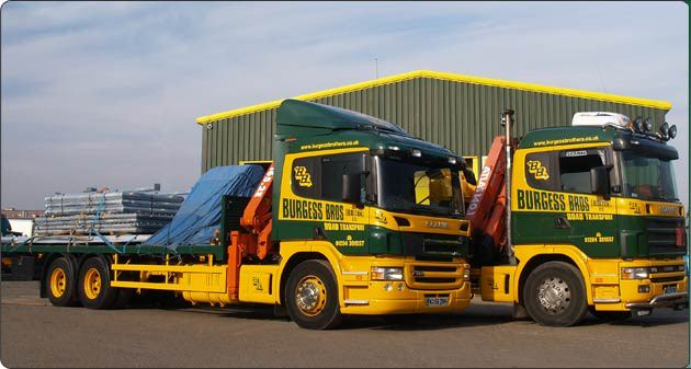 Specialist Machinery Transportation